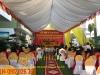 Lễ Đúc Tượng Chủ Tịch Hồ Chí Minh Với Nhân Dân Quảng Bình